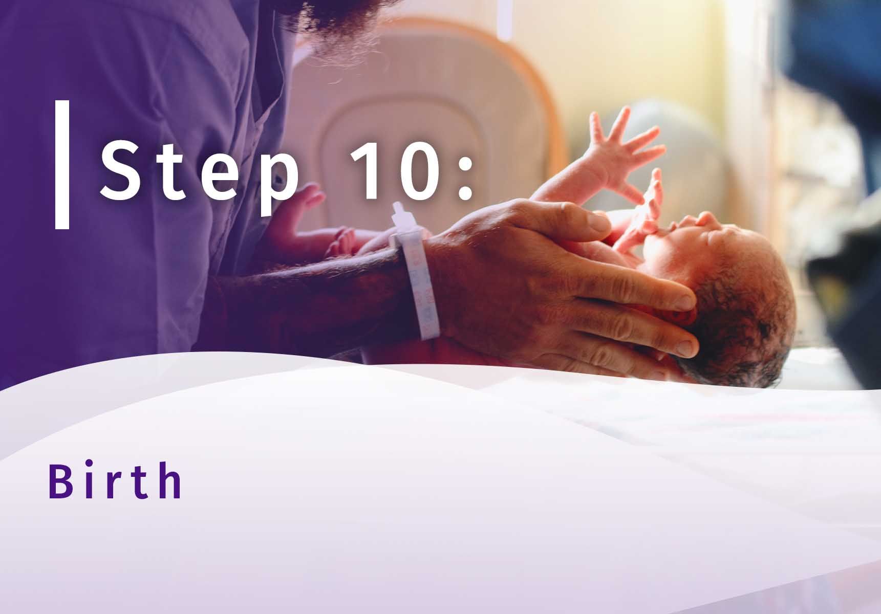 Surrogacy Step 10