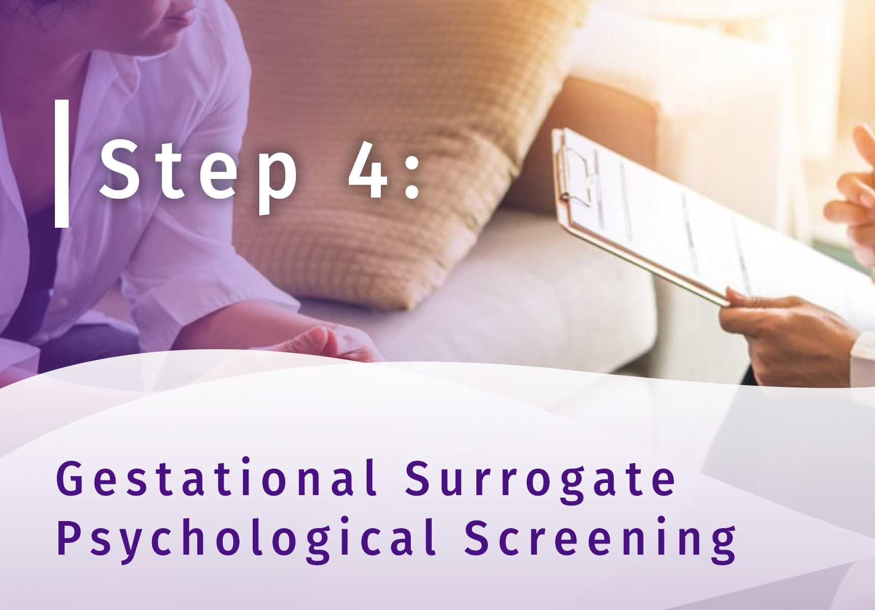 Surrogacy Step 4