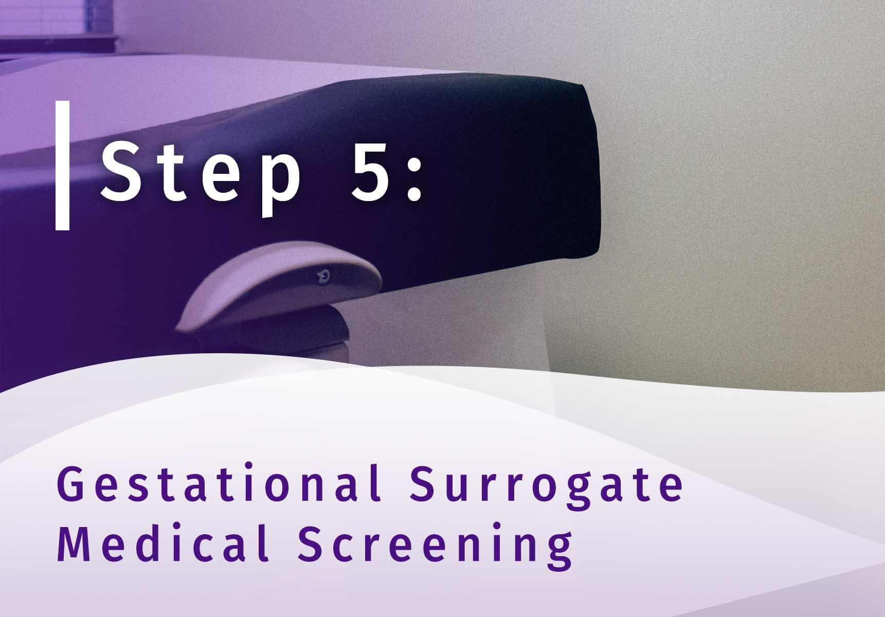 Surrogacy Step 5