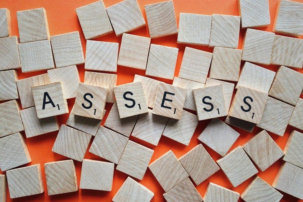 assess blocks