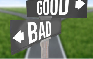 Good/Bad Sign